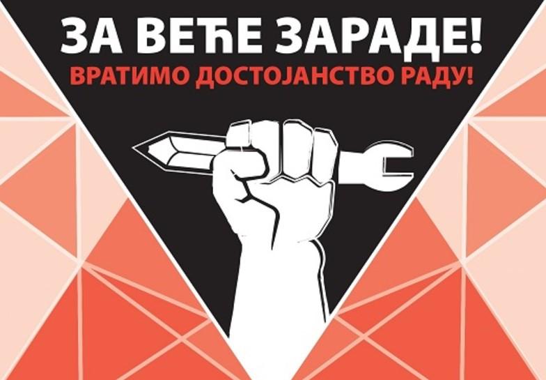 Poziv za prvomajski protest