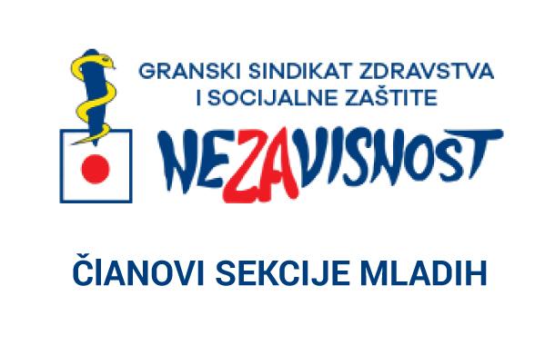 Spisak članova sekcije mladih GS ZSZ NEZAVISNOST