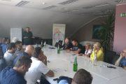 Održana sednica glavnog odbora GS ZSZ NEZAVISNOST i završni seminar o širenju mreže