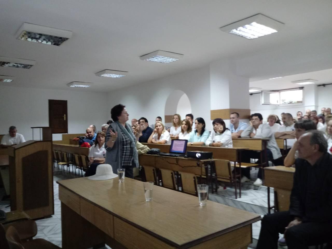 Održana tribina o Mobingu na Klinici za rehabilitaciju