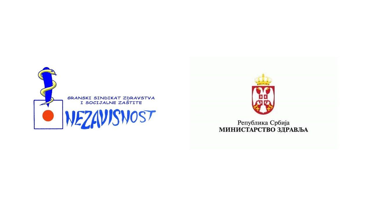 Zahtev Ministarstvu zdravlja za potpisivanje sporazuma o produženju roka važenja  Posebnog kolektivnog ugovora na period od godinu dana
