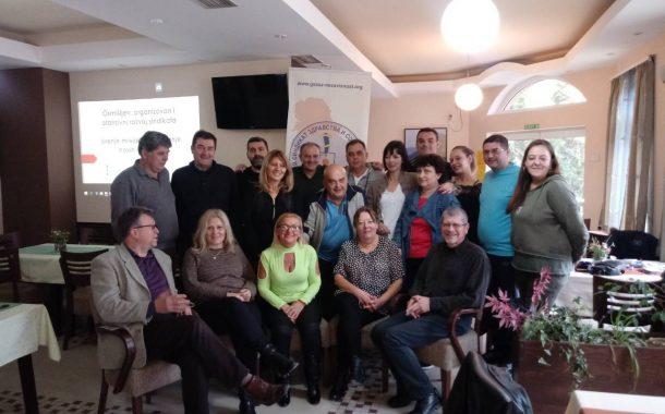Održan seminar za članove sindikata Regonalnog povereništva Beograd GS ZSZ NEZAVISNOST