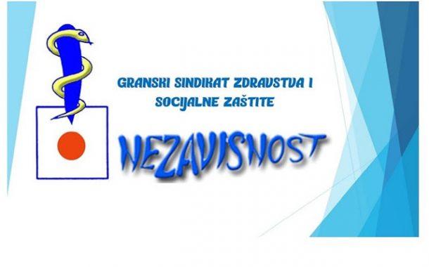 ZAHTEV Vladi Republike Srbije za jednakim procentualnim povećanjem plata u zdravstvu