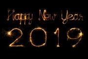 SREĆNI PRAZNICI I NOVA 2019 GODINA