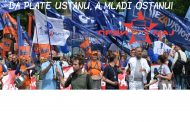 ORGANIZUJEMO PRVOMAJSKI PROTEST - OBAVEŠTENJE