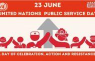 23. jun - Međunarodni dan JAVNIH SLUŽBI