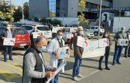 Održane akcije sindikata u okviru Evropskog dana akcije 29.10.2020.