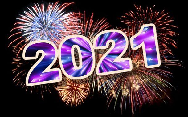 Srećna Nova 2021 godina